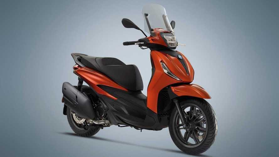 Piaggio Beverly (2021): Neue Variante des Motorrollers vorgestellt