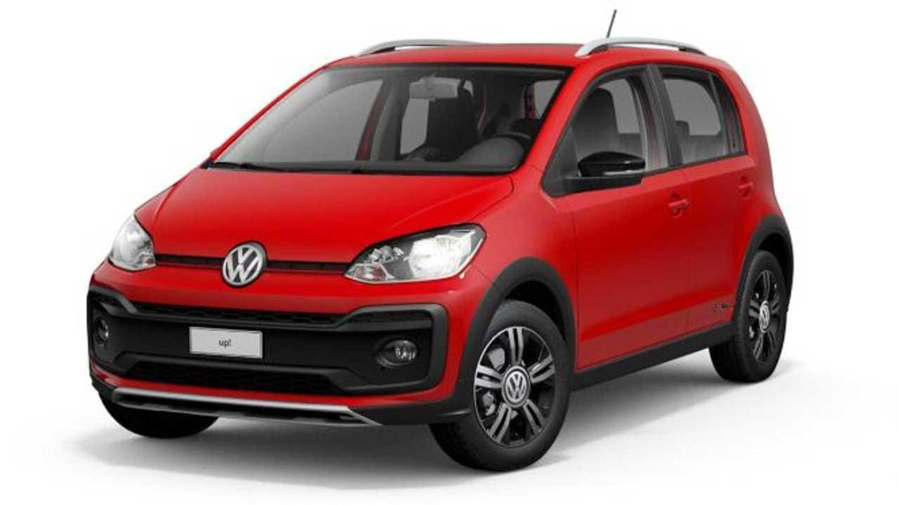 VW Up! Xtreme TSI 2021