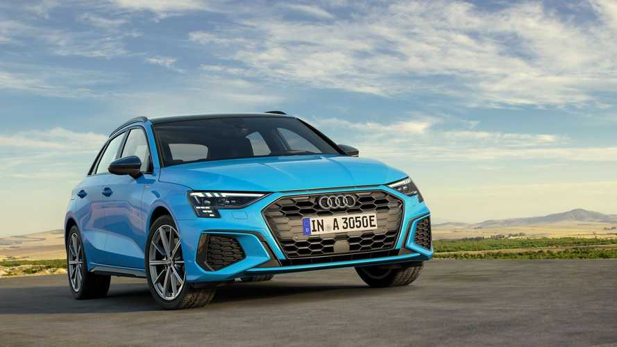 The New Audi A3 Joins The Range With A Plug-In Hybrid Variant