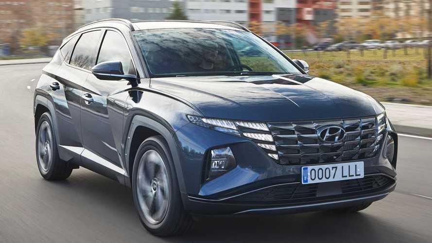 Hyundai Tucson 2021: prueba del nuevo SUV de moda