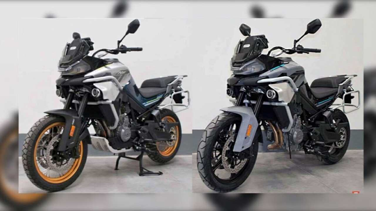 CFMoto 800 MT Two Variants