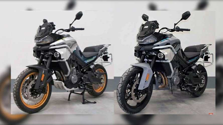 The CFMoto 800 MT Is Expected To Come In Two Variants