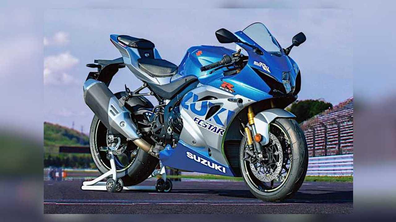 2020 Suzuki GSX-R1000R 100th Anniversary Edition Track