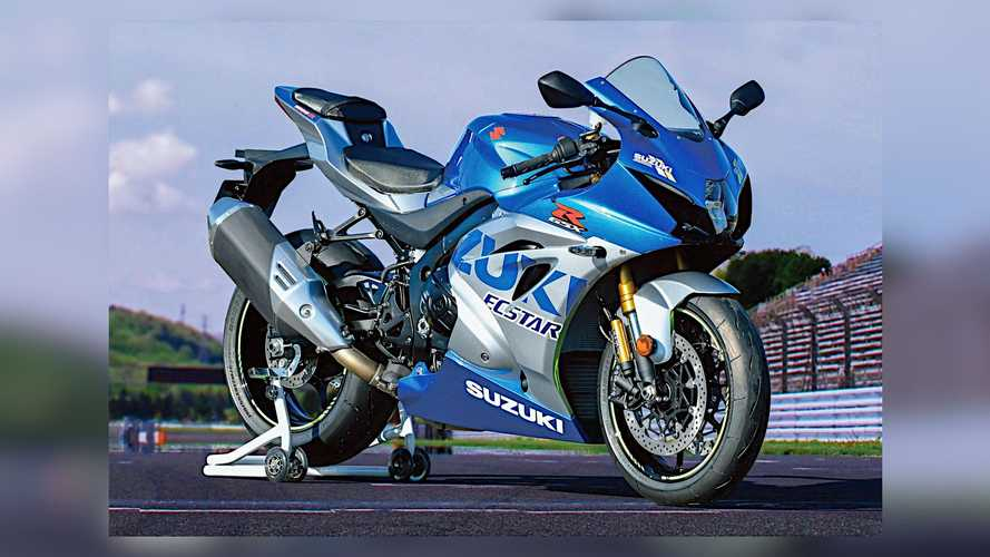 Suzuki Celebrates Its 100th Anniversary With Limited Edition GSX-R1000R