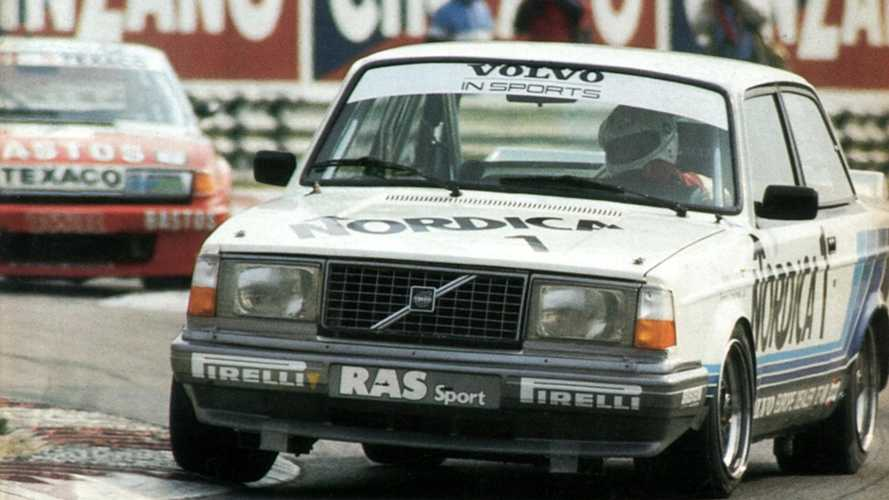 40 Jahre Volvo 240 Turbo: Schneller Ziegelstein