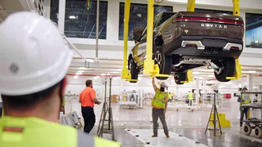 Rivian sonda a abertura de uma fábrica de veículos elétricos na Europa