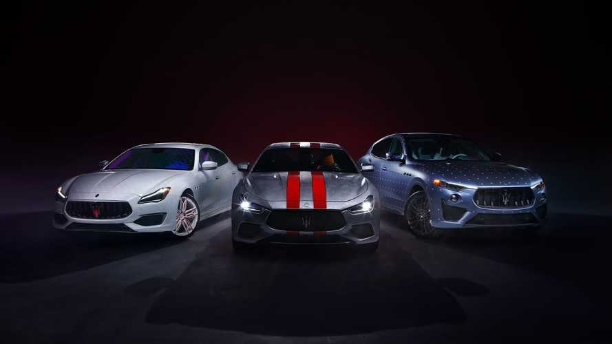 Maserati запустила программу персонализации и показала 3 новинки