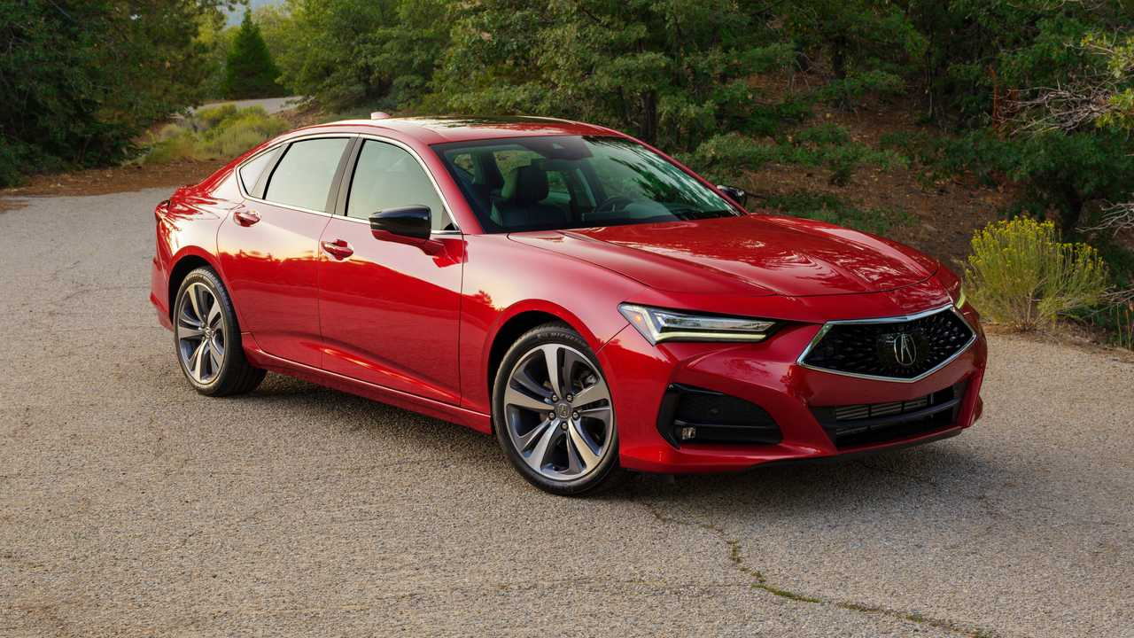 2021 acura tlx first drive review: making strides toward