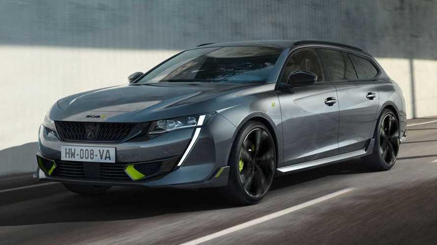 Peugeot plant Performance-Version von jedem neuen Modell