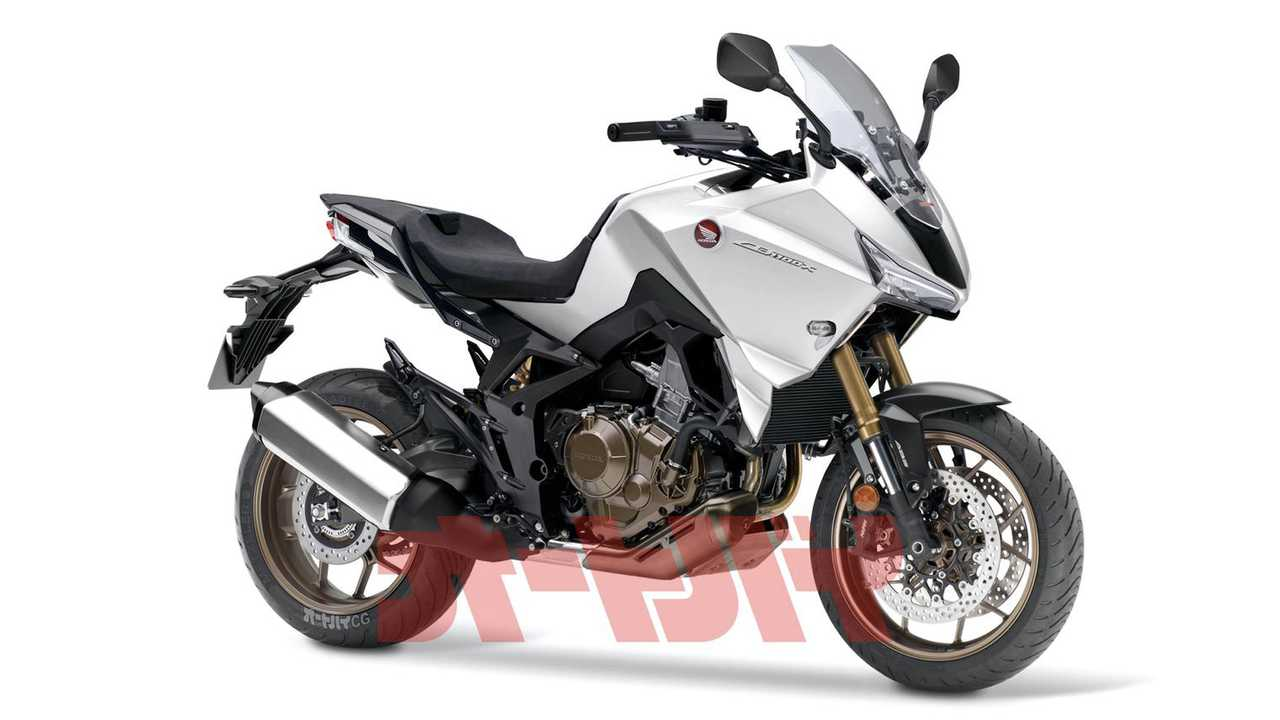 Honda CB1100X Render