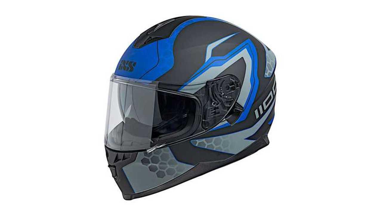 IXS 1100 2.2 Matt Black and Blue