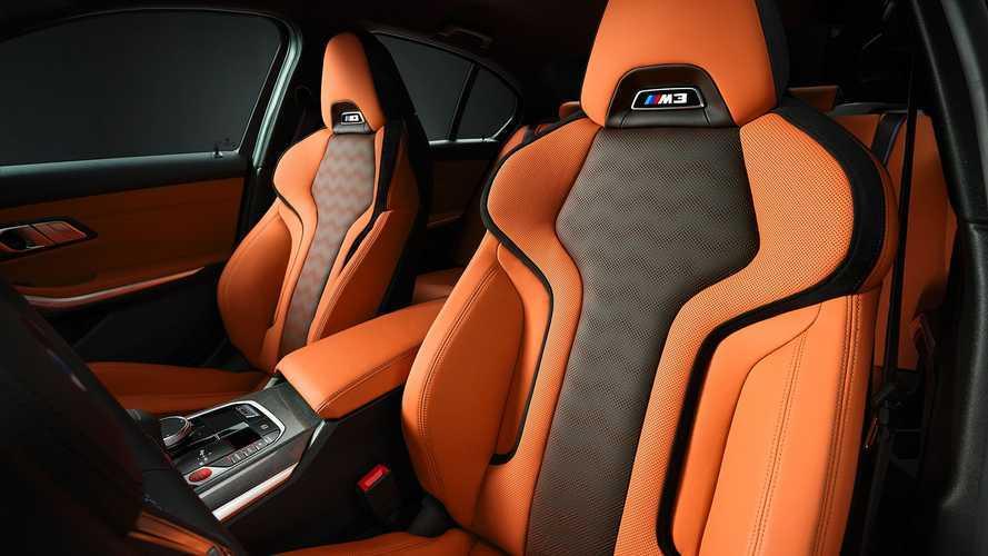 Melihat Proses Pengembangan Jok dan Roda pada BMW M Terbaru