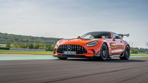 Test Mercedes-AMG GT Black Series (2020)
