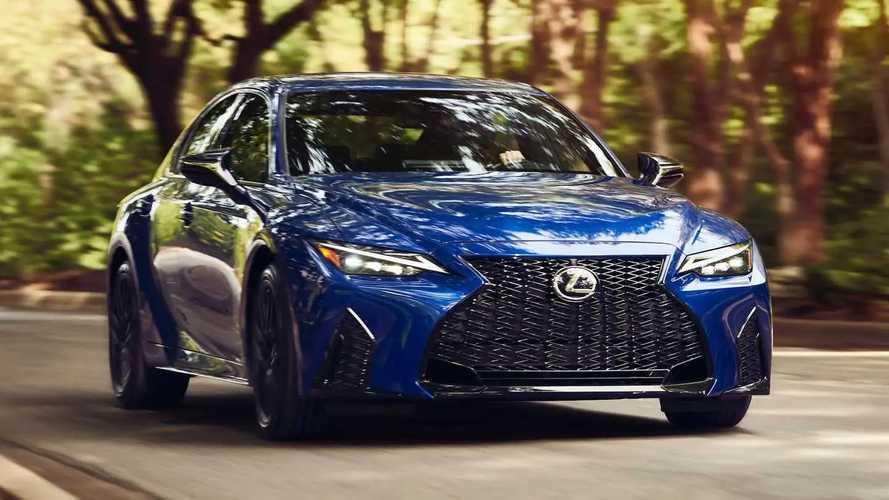 2021 Lexus IS Pricing