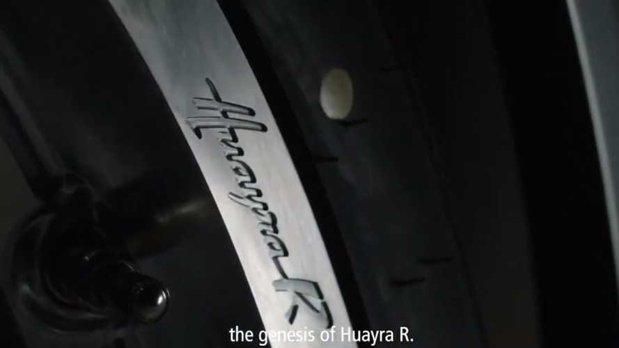 Pagani Huayra R Teased With New Naturally Aspirated Engine