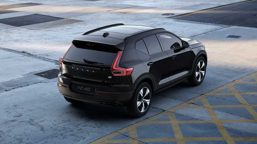 Volvo Announces U.S. Price Of XC40 Recharge P8