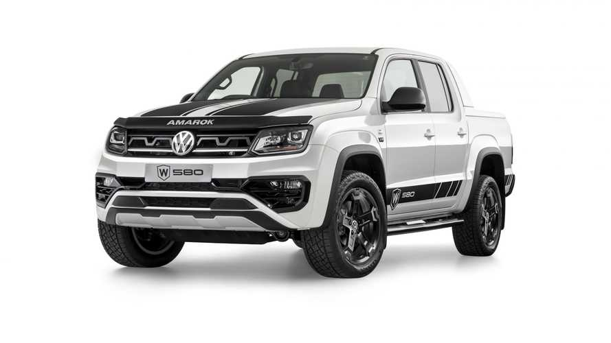 Volkswagen Amarok W580 by Walkinshaw