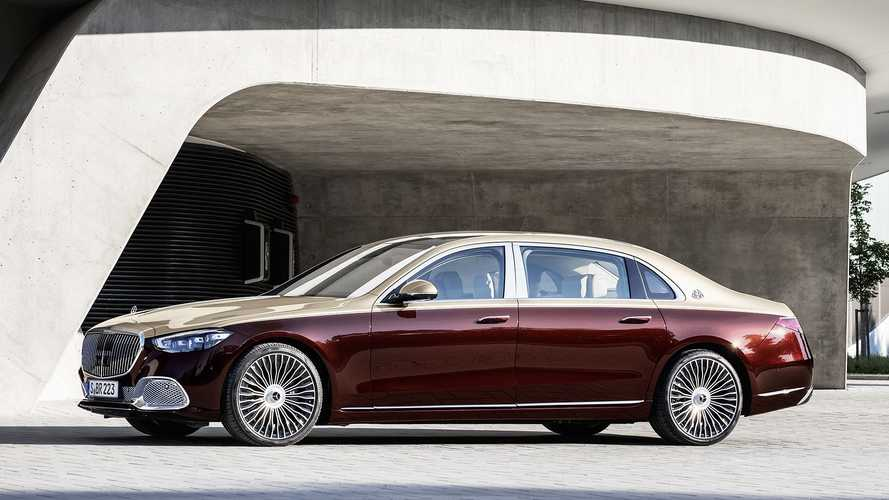 Mercedes-Benz Mercedes-Maybach S-сlass