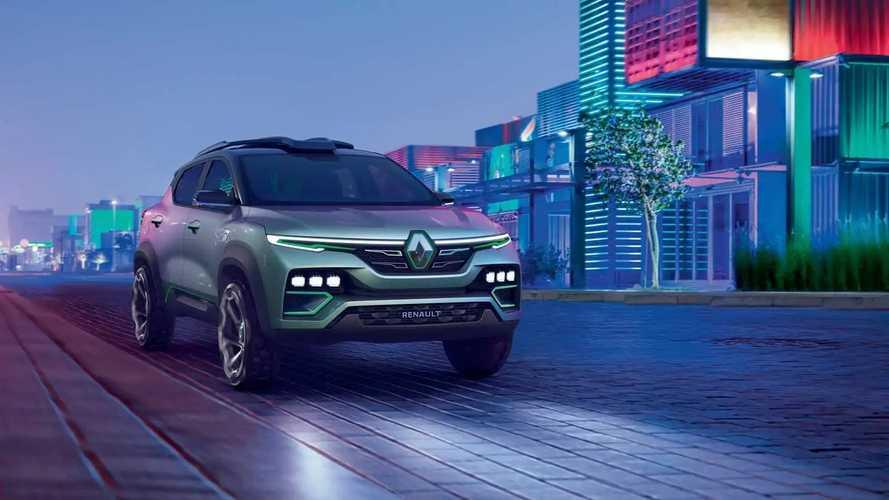 Renault Kiger showcar