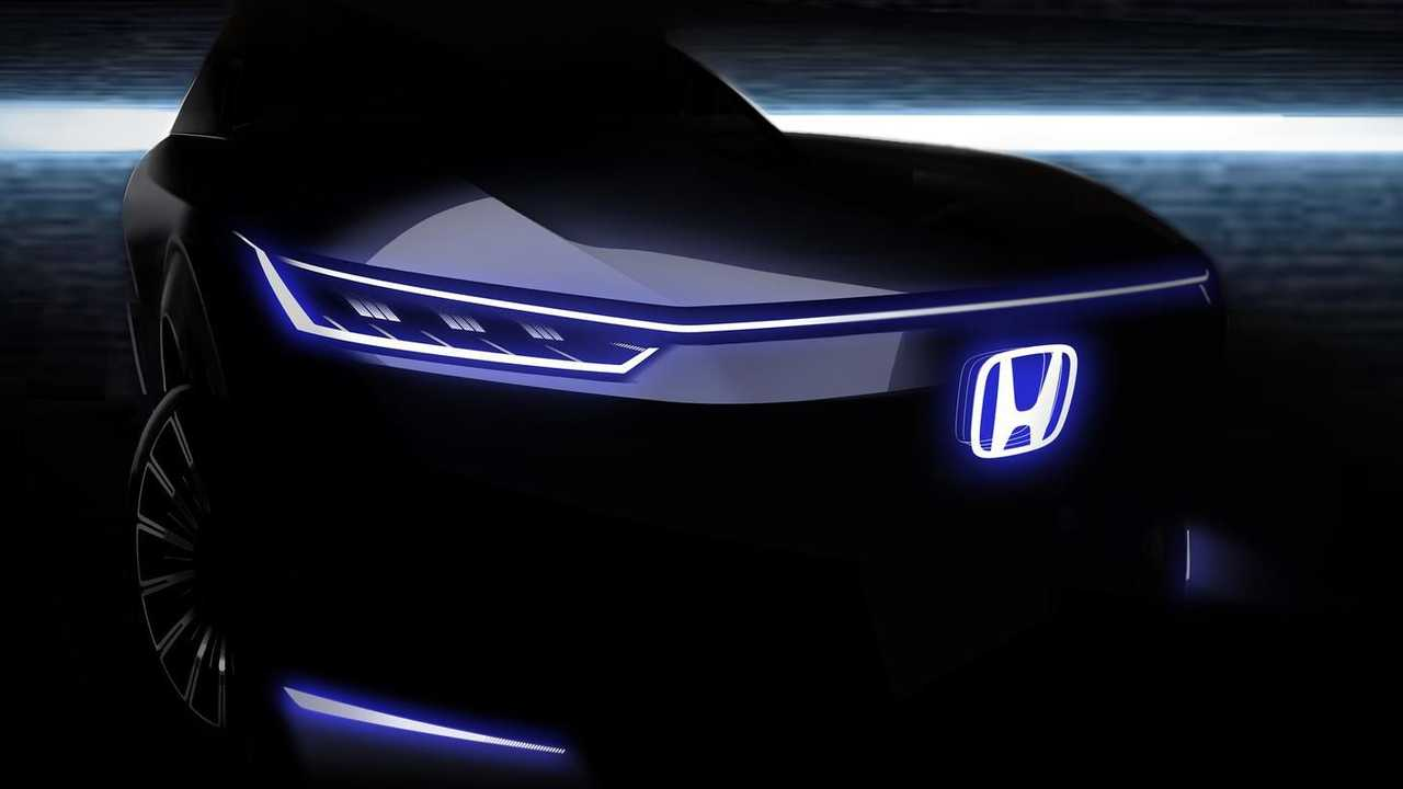 Honda China EV concept