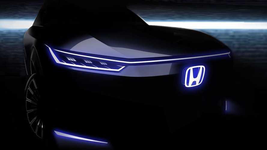Honda CR-V, Accord и NSX станут электромобилями