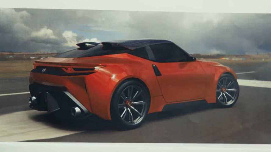 Así podría haber sido el Nissan Z Proto 2020