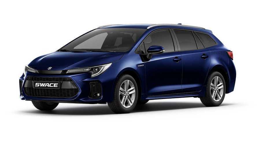 Novo Suzuki Swace é um clone da Toyota Fielder com motor híbrido