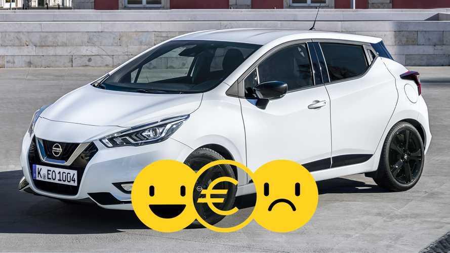 Promozione Nissan Micra IG-T 100, perché conviene e perché no