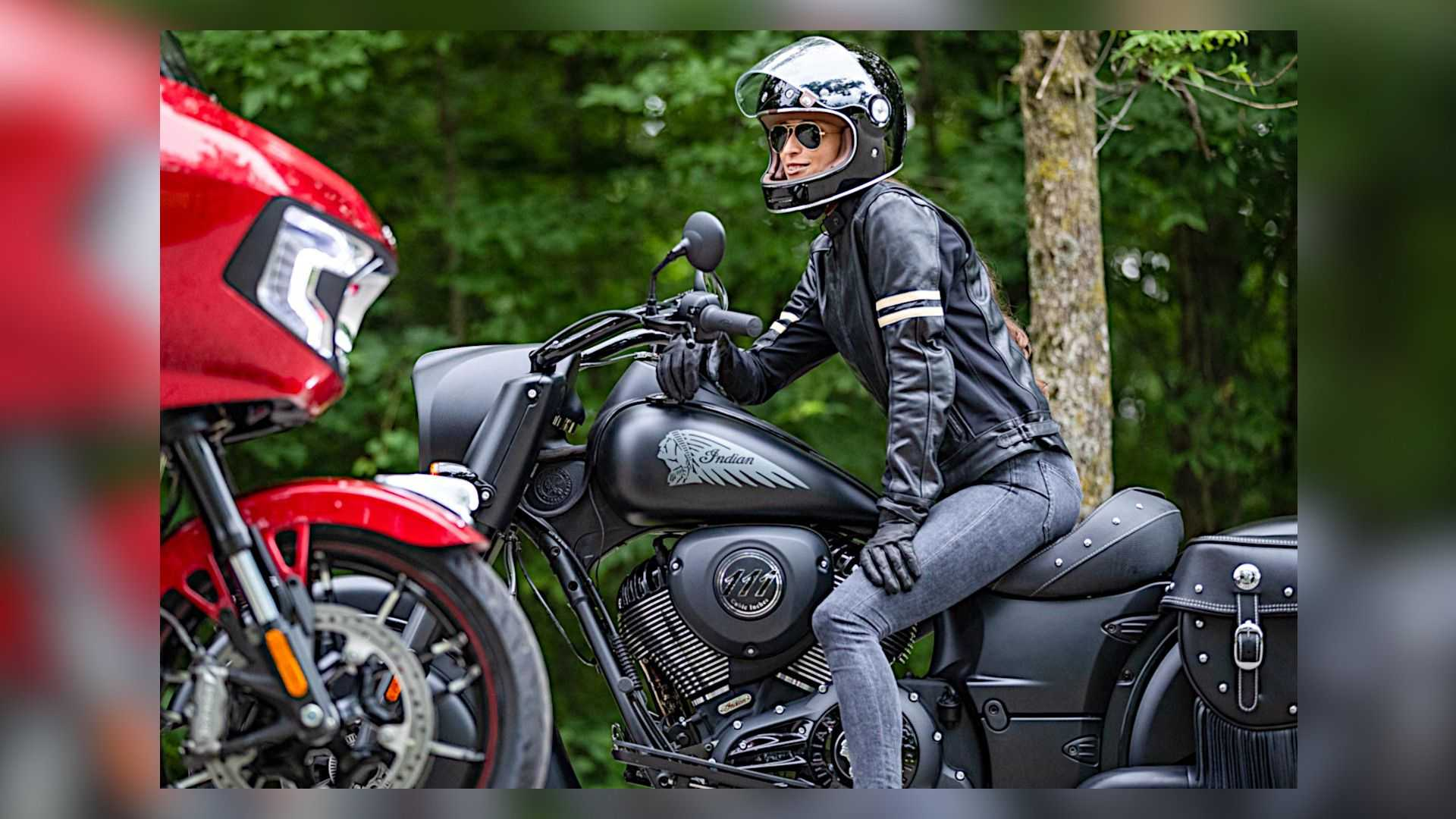 2021 Indian Motorcycle Lineup Is Here With Two New Bikes To Consider
