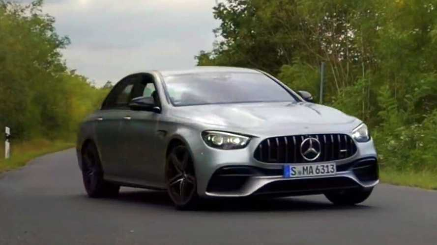 2021 Mercedes-AMG E63 S Hits 186 MPH With Ease