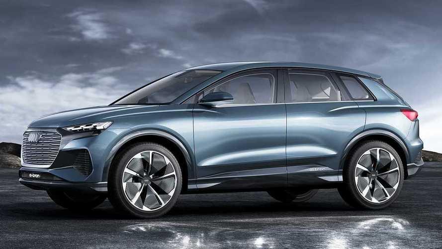 Todos los SUV eléctricos que llegan en 2021