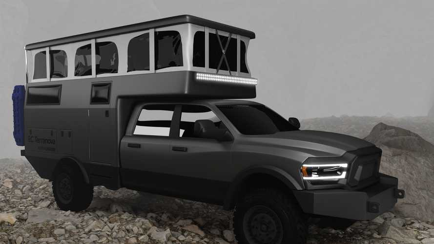 EarthCruiser Terranova Seeks To Raise The Roof For Truck Campers