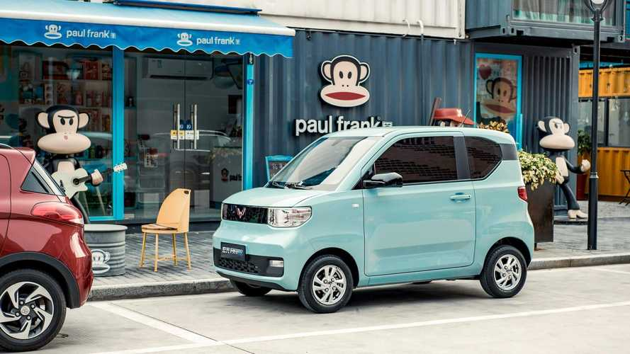China: Wuling Hong Guang MINI EV Sales Exceed 43,000 Sales YTD