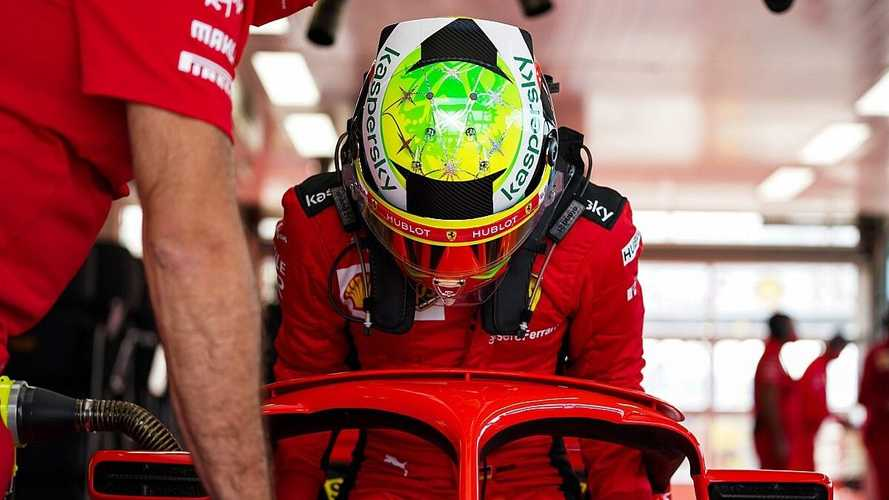 Ferrari tendrá que esperar más para probar a Mick Schumacher en F1