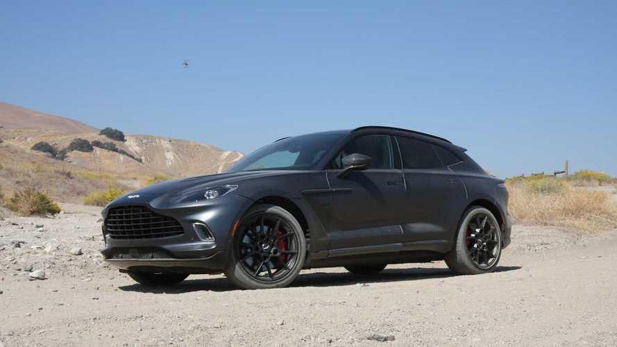 Üç yeni Aston Martin DBX versiyonu yolda!