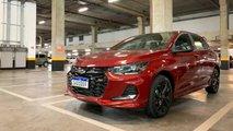 Chevrolet Onix RS 2021 (teste)