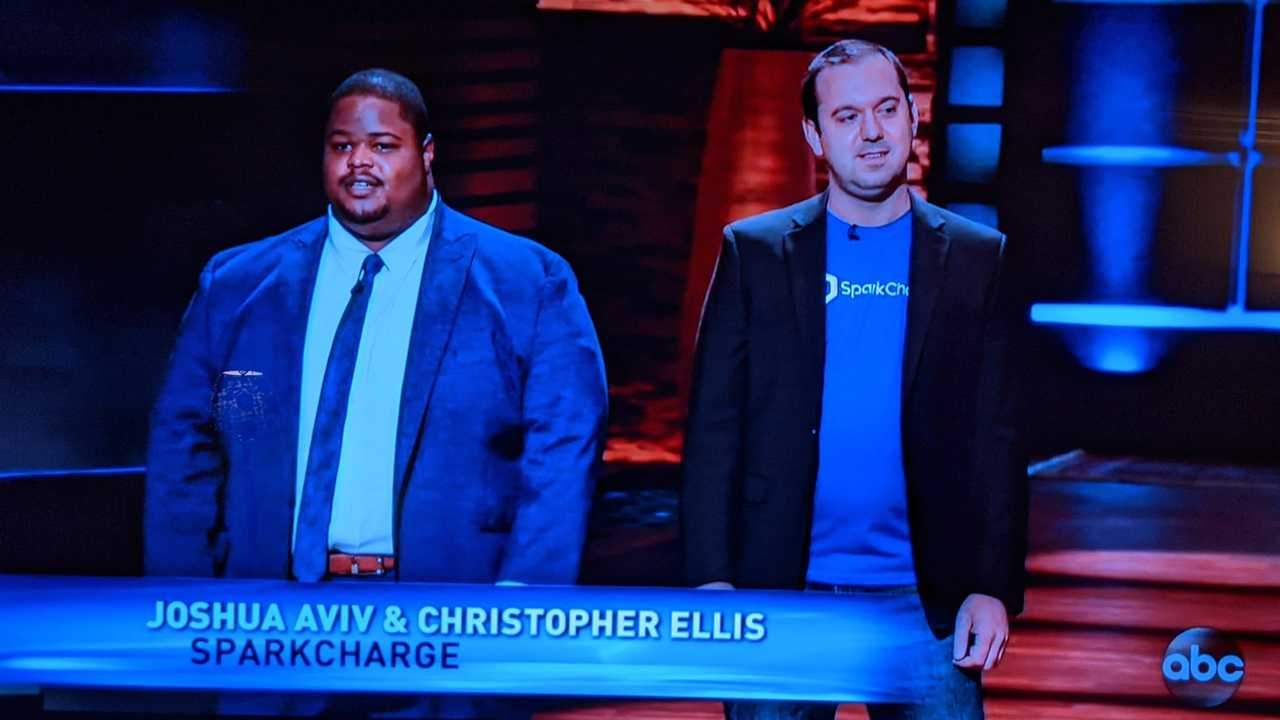 SparkCharge on Shark Tank