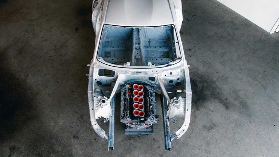 Toyota Supra V10
