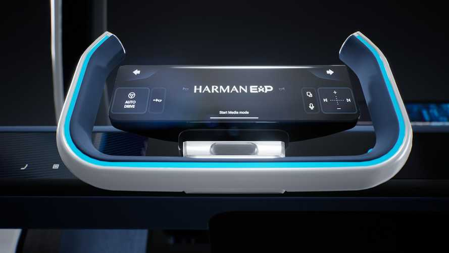 Harman Unveils In-Car Tech For Things You Shouldn't Do While Driving