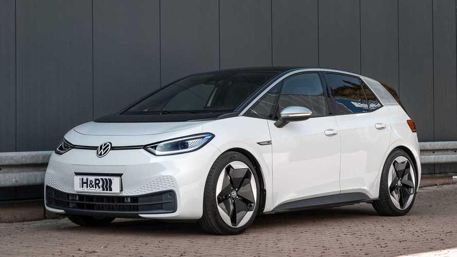 Strom abwärts: H&R-Sportfedern für den VW ID.3