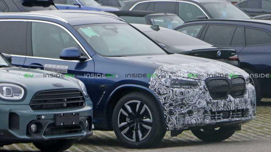 2022 BMW iX3 LCI