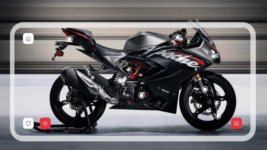 See Your Favorite TVS Bikes Up Close And Personal With TVS ARIVE