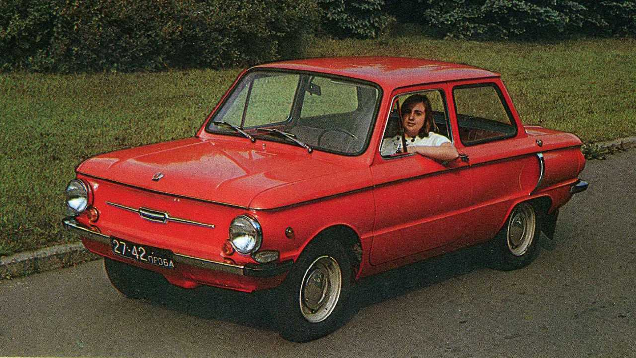 ЗАЗ-968 «Запорожец»