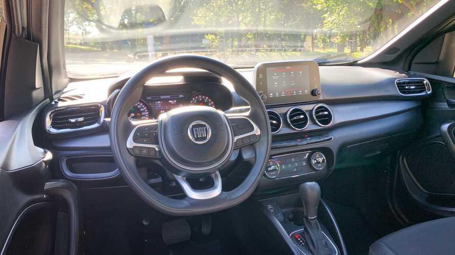 Fiat Argo Trekking 1.8 AT