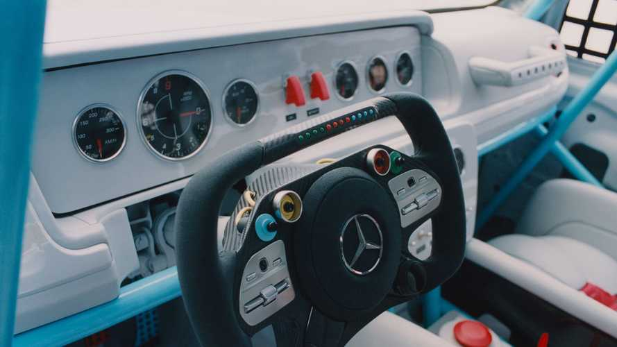 Mercedes-Benz Classe G Project Gelandewagen