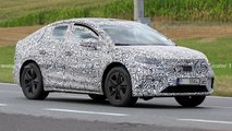 enyaq cross coupe spy shots