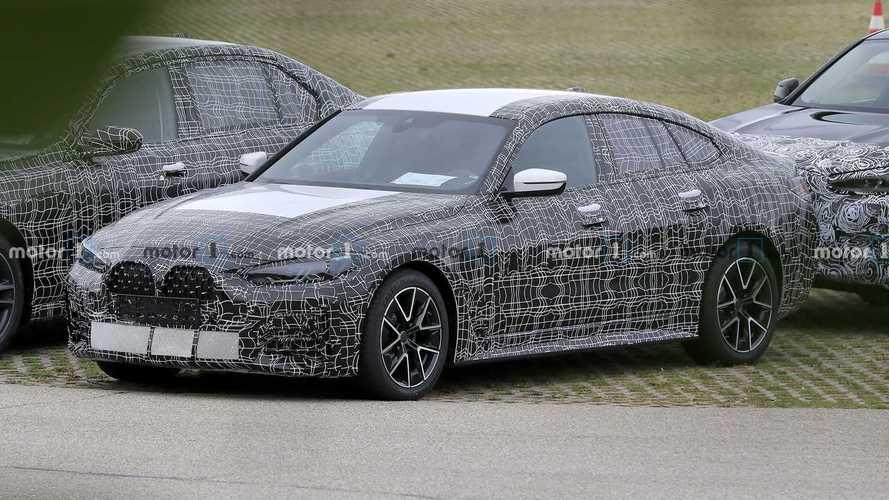 Après le Cabriolet, BMW se prépare à lancer la Série 4 Gran Coupé