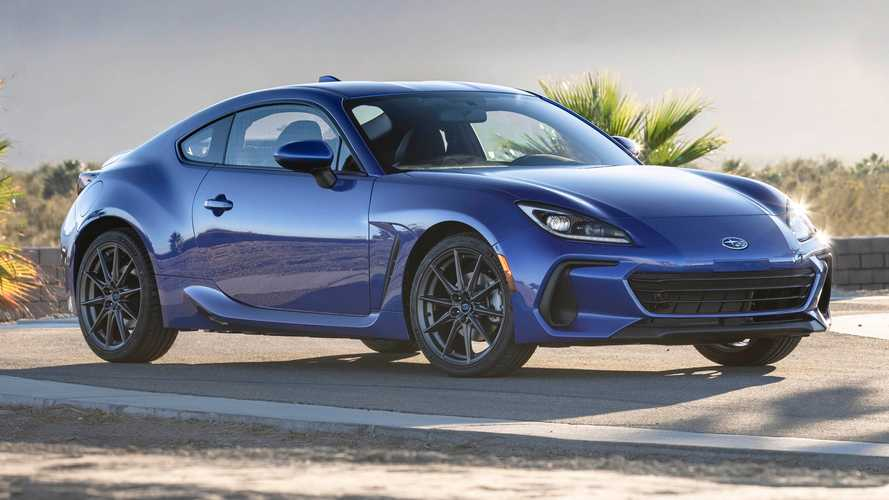 Subaru Explains Why The 2022 BRZ Still Doesn't Have A Turbo