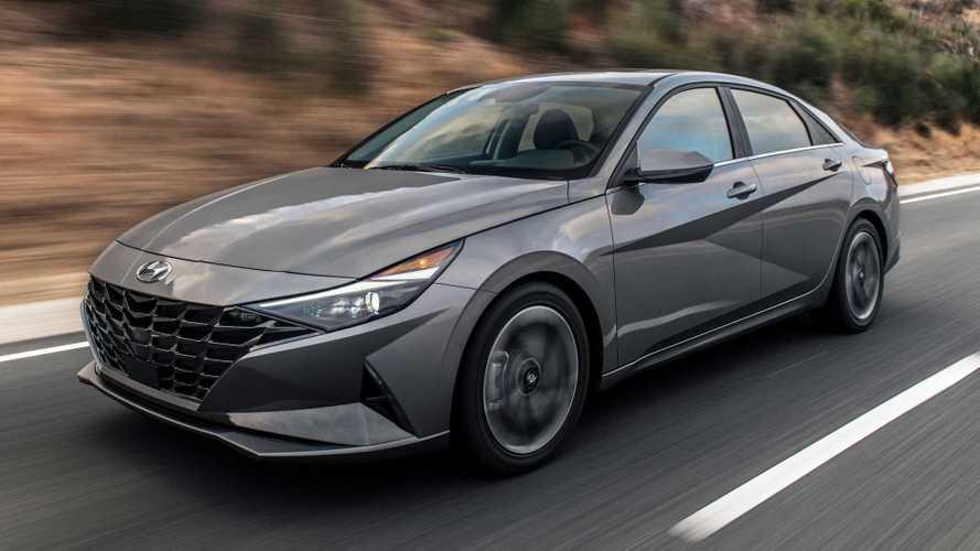 2021 Hyundai Elantra Hybrid: First Drive