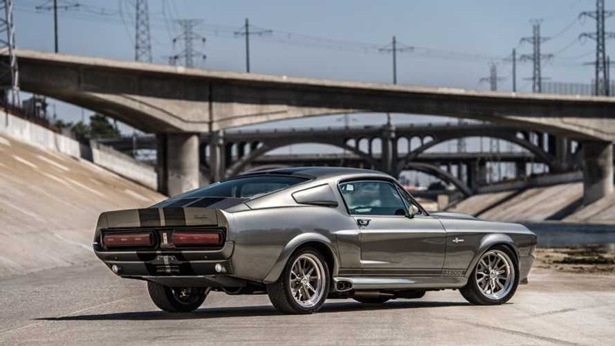 Authentic Gone In 60 Seconds Eleanor Shelby GT500 Comes Up For Sale